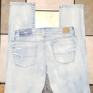 American Eagle Outfitters Jeans - New American Eagle Skinny Jeans  NWT 4